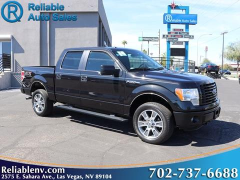2014 Ford F-150 for sale in Las Vegas, NV