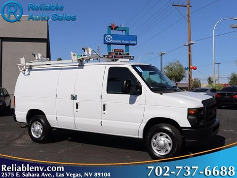 2011 Ford E-Series Cargo for sale in Las Vegas, NV