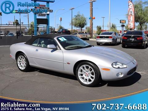 2002 Jaguar XKR for sale in Las Vegas, NV