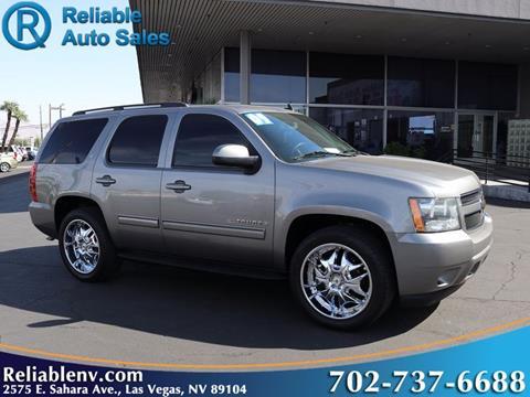 2009 Chevrolet Tahoe for sale in Las Vegas, NV