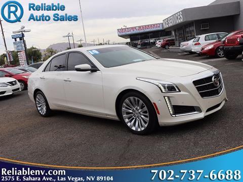 Cadillac Cars For Sale Las Vegas Reliable Auto Sales