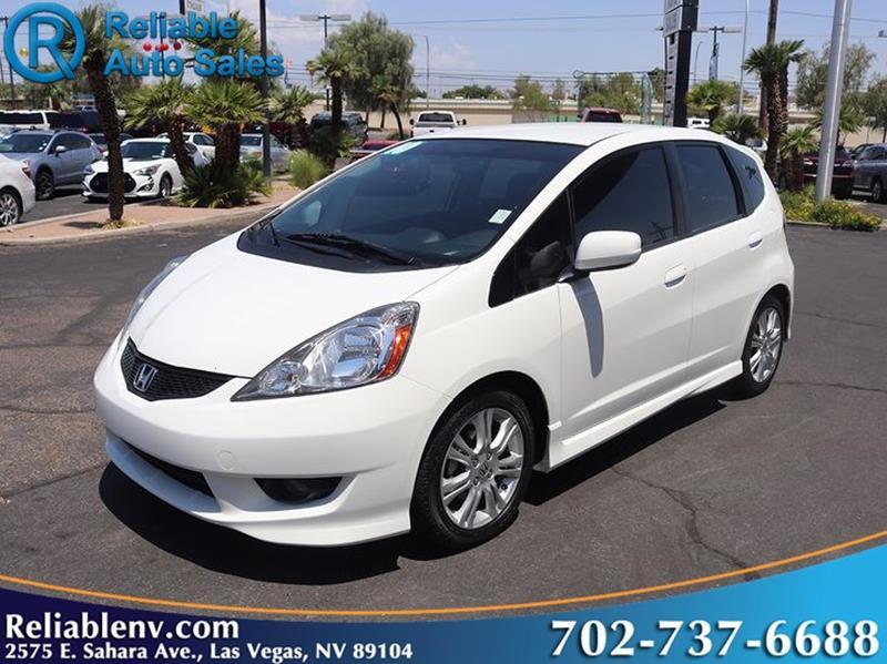 2010 Honda Fit Sport 4dr Hatchback 5A   Las Vegas NV