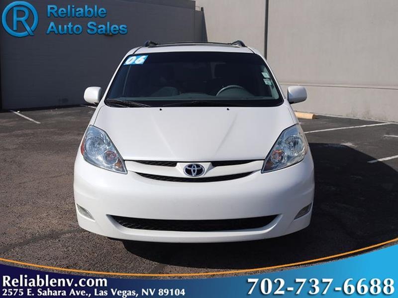 2006 Toyota Sienna XLE   Las Vegas NV