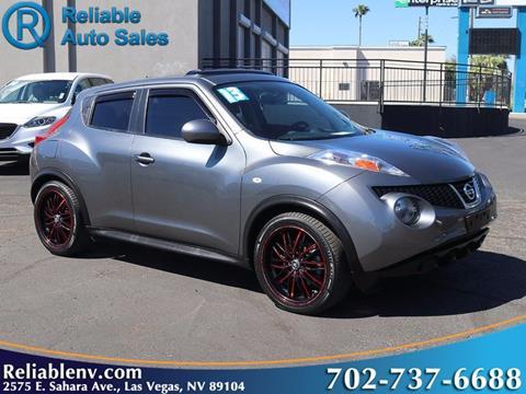 2013 Nissan JUKE For Sale In Las Vegas, NV