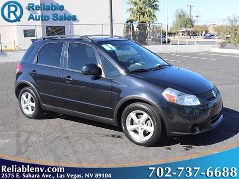 2009 Suzuki SX4 Crossover for sale in Las Vegas, NV
