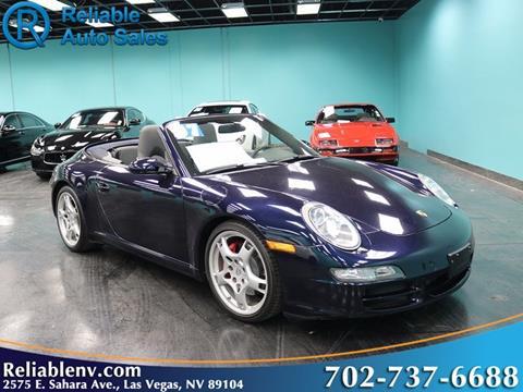 2007 Porsche 911 for sale in Las Vegas, NV