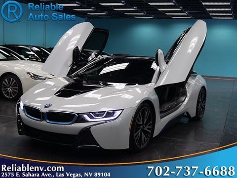 BMW Las Vegas >> 2016 Bmw I8 For Sale In Las Vegas Nv