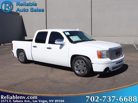 2010 GMC Sierra 1500 for sale in Las Vegas, NV