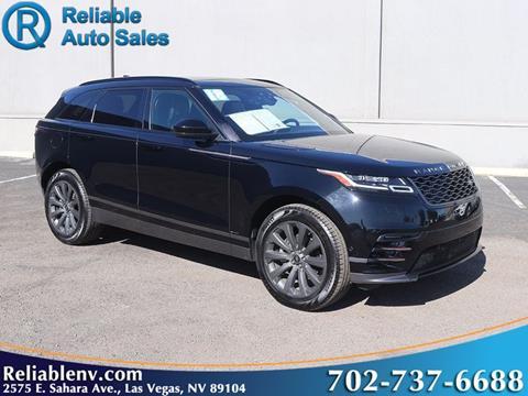 2018 Land Rover Range Rover Velar for sale in Las Vegas, NV