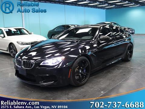 2016 BMW M6 for sale in Las Vegas, NV