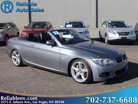 2012 BMW 3 Series for sale in Las Vegas, NV