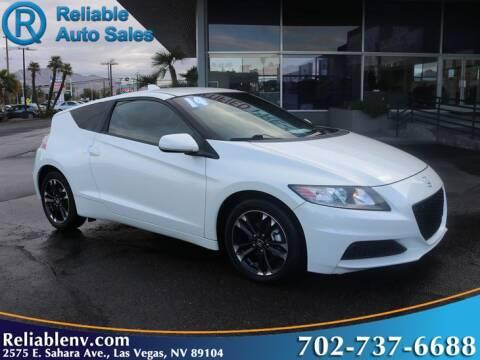 Crz For Sale >> 2014 Honda Cr Z For Sale In Las Vegas Nv