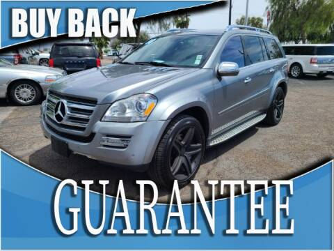 2010 Mercedes-Benz GL-Class GL 550 4MATIC for sale at Reliable Auto Sales in Las Vegas NV