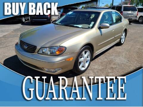 2004 Infiniti I35 for sale at Reliable Auto Sales in Las Vegas NV