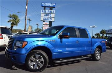 2012 Ford F-150 for sale in Las Vegas, NV