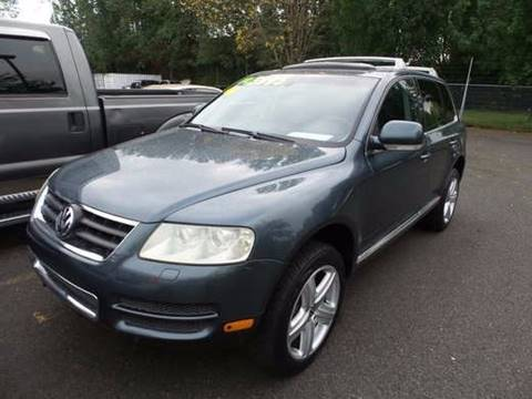 2004 Volkswagen Touareg for sale in Portland, OR