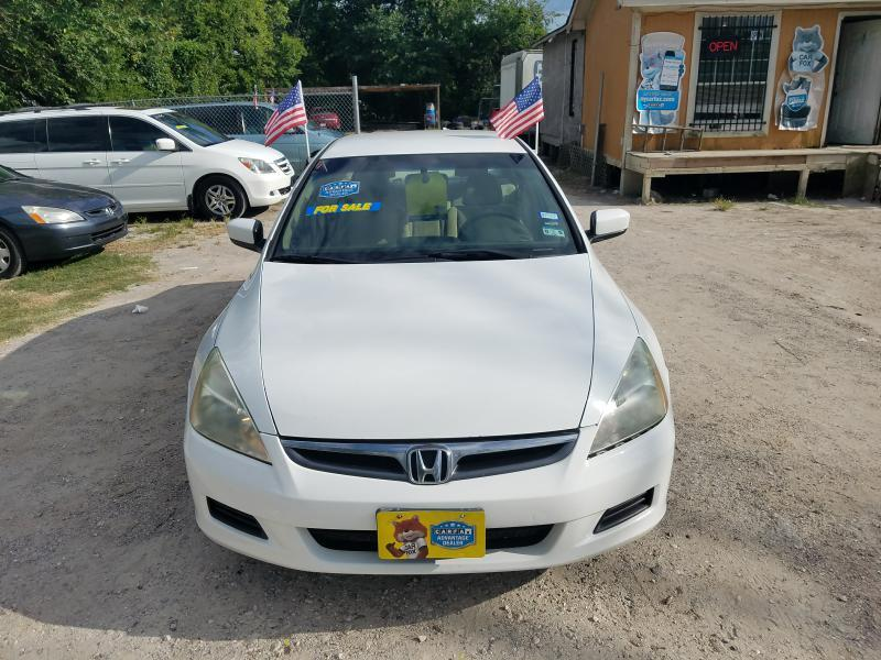 2007 Honda Accord For Sale At CAR SOLUTIONS In Houston TX