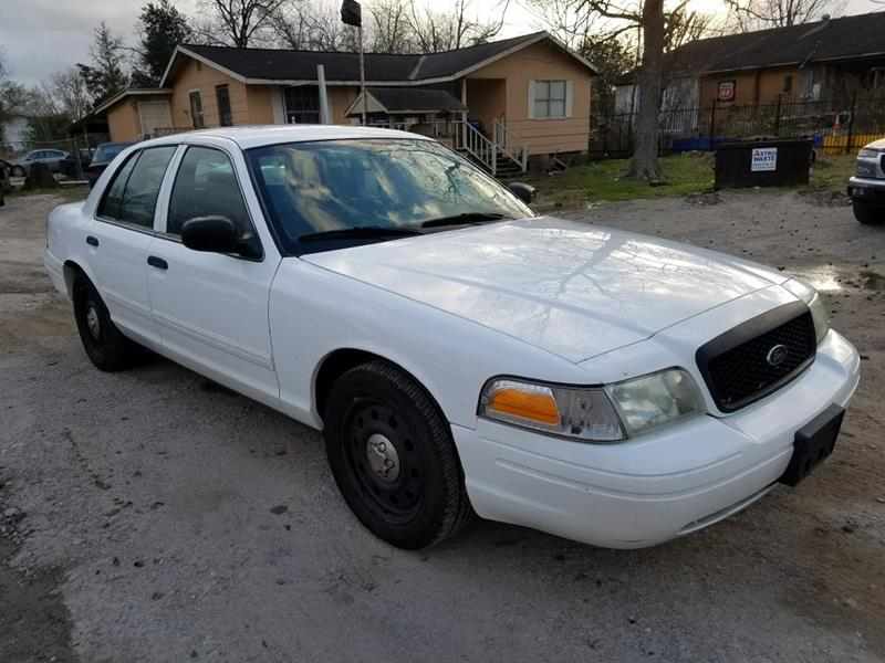 Ford Crown Victoria In Houston TX CAR SOLUTIONS - 2006 crown victoria