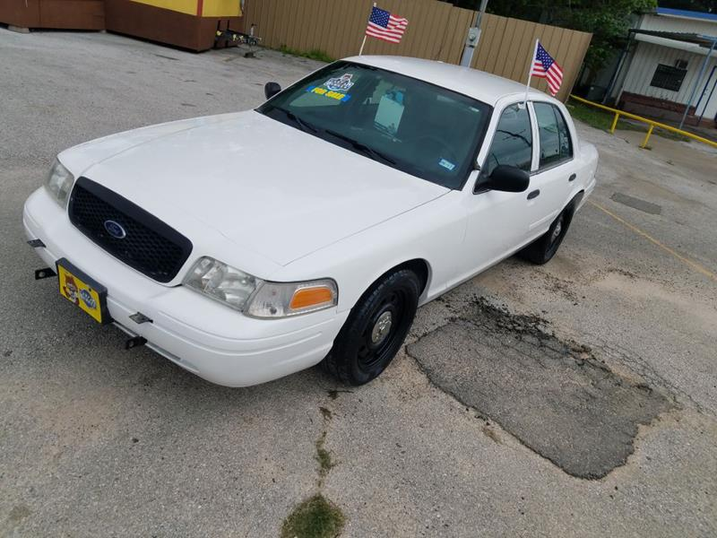 Ford Crown Victoria For Sale At Car Solutions In Houston Tx
