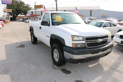 2007 Chevrolet Silverado 2500HD Classic for sale in Houston, TX