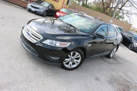 2012 Ford Taurus for sale in Houston, TX