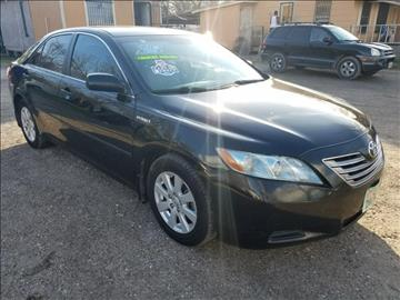 2009 Toyota Camry Hybrid for sale in Houston, TX