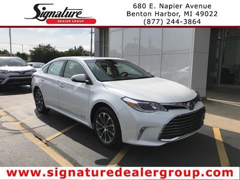 2018 Toyota Avalon Hybrid for sale in Benton Harbor, MI