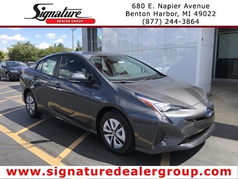 2017 Toyota Prius for sale in Benton Harbor, MI