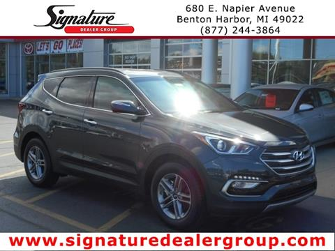 2018 Hyundai Santa Fe Sport for sale in Benton Harbor, MI
