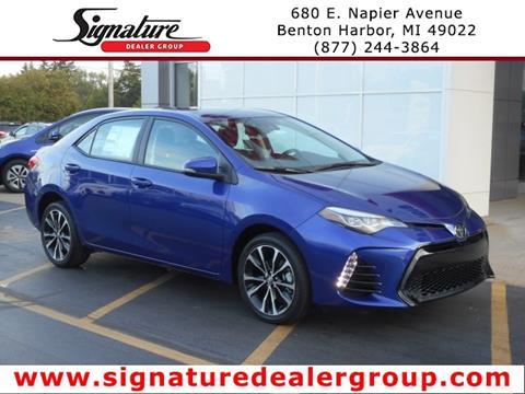 2018 Toyota Corolla for sale in Benton Harbor, MI