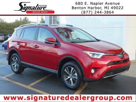2017 Toyota RAV4 for sale in Benton Harbor, MI
