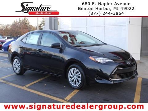 New Toyota Corolla For Sale In Michigan Carsforsale Com