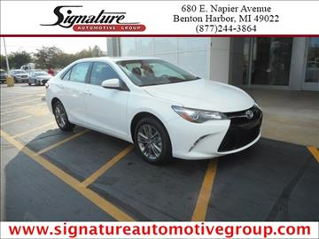 2017 Toyota Camry for sale in Benton Harbor, MI