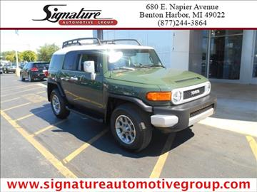 2011 Toyota FJ Cruiser for sale in Benton Harbor, MI