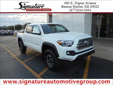 2017 Toyota Tacoma for sale in Benton Harbor, MI