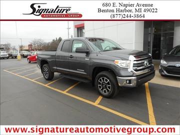 2017 Toyota Tundra for sale in Benton Harbor, MI