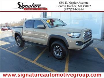 2016 Toyota Tacoma for sale in Benton Harbor, MI