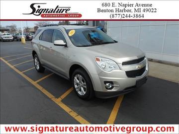 2013 Chevrolet Equinox for sale in Benton Harbor, MI