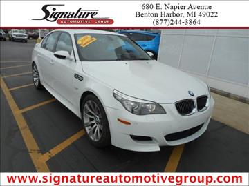 2008 BMW M5 for sale in Benton Harbor, MI