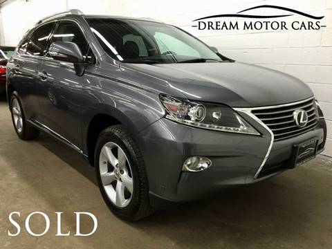 2014 Lexus RX 350 for sale at Dream Motor Cars in Arlington Heights IL