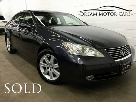2008 Lexus ES 350 for sale at Dream Motor Cars in Arlington Heights IL