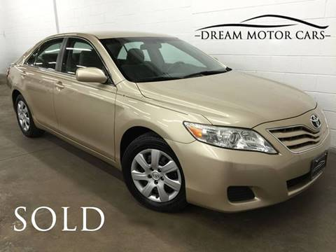 2011 Toyota Camry for sale at Dream Motor Cars in Arlington Heights IL