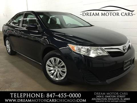 2014 Toyota Camry for sale in Arlington Heights, IL