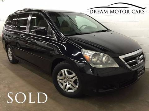 2007 Honda Odyssey for sale at Dream Motor Cars in Arlington Heights IL