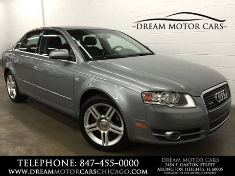 2007 Audi A4 for sale in Arlington Heights IL