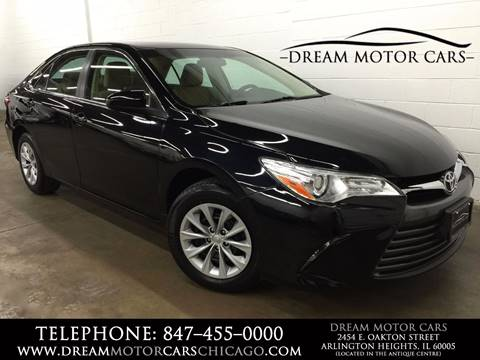 2015 Toyota Camry for sale in Arlington Heights IL