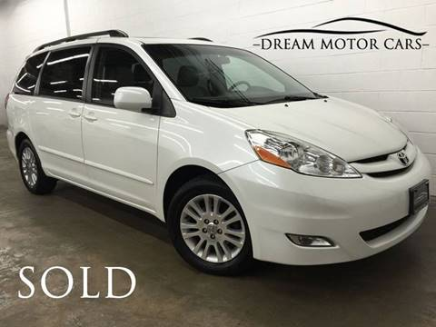 2010 Toyota Sienna for sale at Dream Motor Cars in Arlington Heights IL