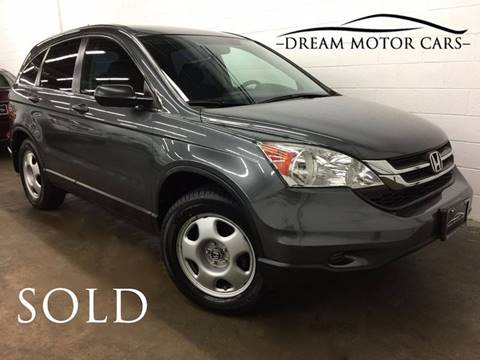 2011 Honda CR-V for sale at Dream Motor Cars in Arlington Heights IL