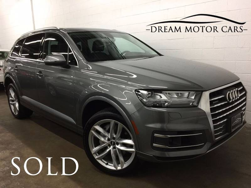 2017 Audi Q7 for sale at Dream Motor Cars in Arlington Heights IL
