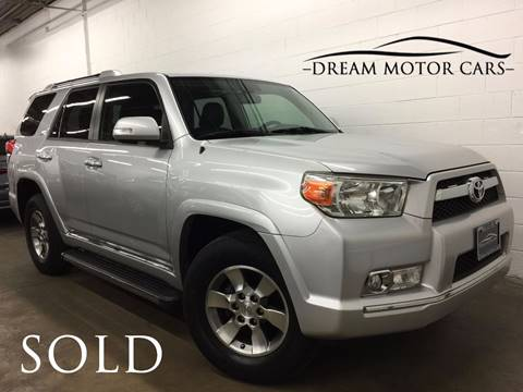 2011 Toyota 4Runner for sale at Dream Motor Cars in Arlington Heights IL